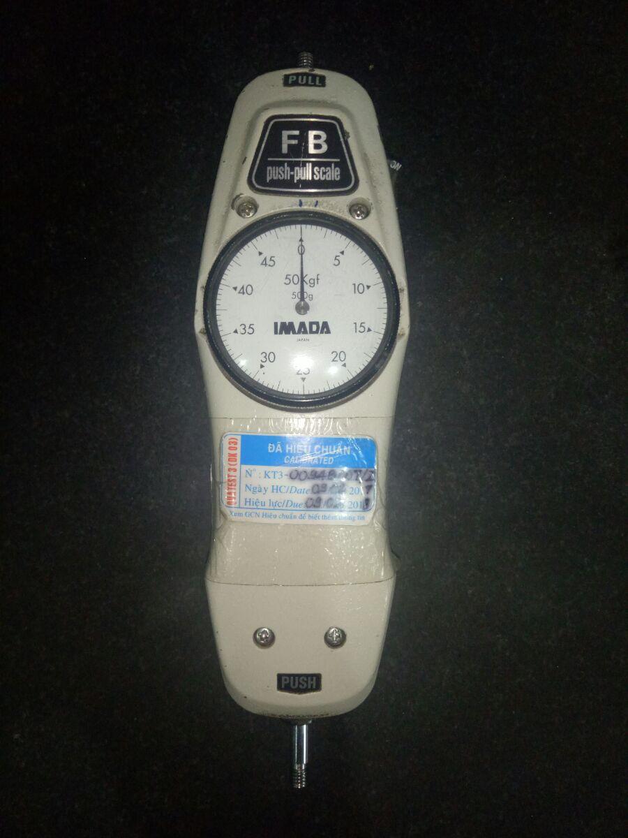 Sửa chữa máy đo lực kéo đẩy PS-50K-Repair Imada