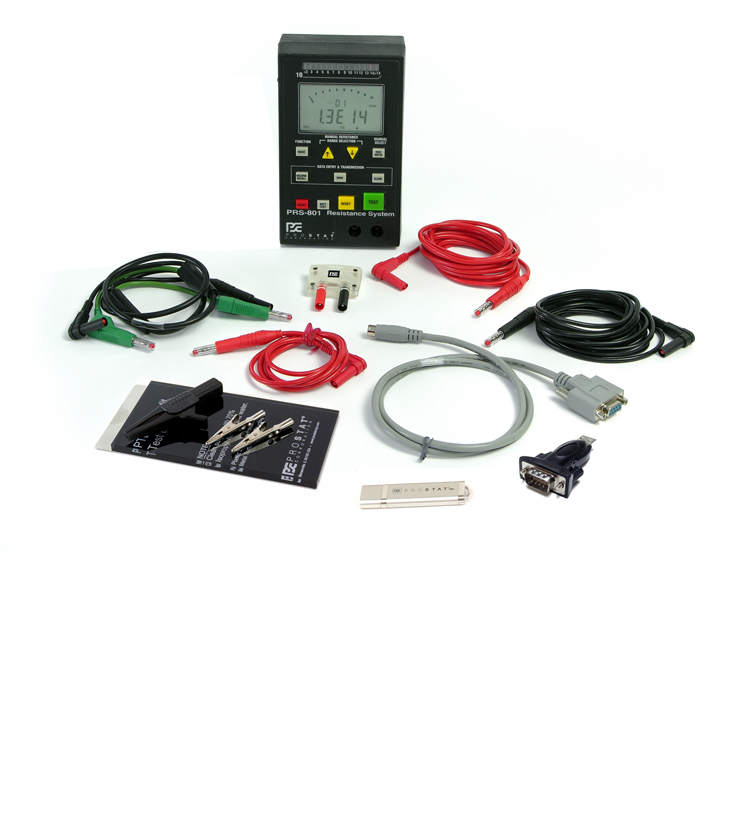 Thiết bị đo điện trở PRS-801 Prostat
