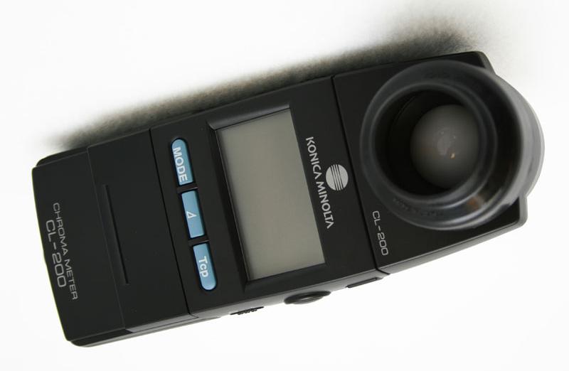 Thiết bị đo độ sáng Chroma Meter CL-200A KonicaMinolta