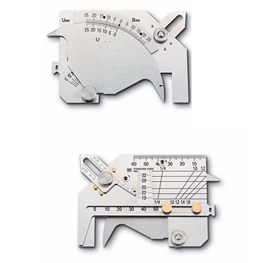 Thước đo mối hàn NWG-94 Metric FujiTool