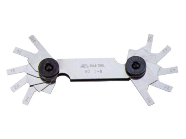 Thước đo vát cạnh C-163 FujiTool