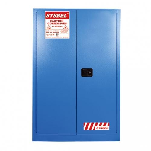 Tủ chứa dung môi gây ăn mòn 45 Gallon – 170 lít, cửa tự đóng WA810451B SYSBEL