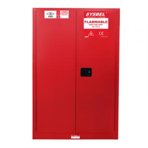 Tủ chứa dung môi gây cháy 45 Gallon – 170 lít, cửa tự đóng WA810451R SYSBEL