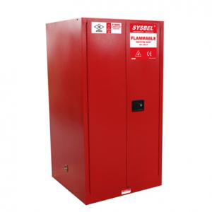 Tủ chứa dung môi gây cháy 60 Gallon – 227 lít, cửa tự đóng WA810601R SYSBEL