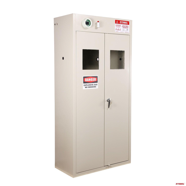 Tủ đựng bình khí Gas Cylinder Storage Cabinet - chứa 02 bình WA710102 SYSBEL