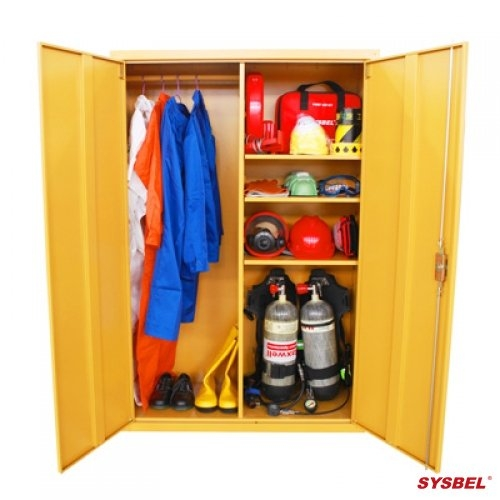 Tủ đựng dụng cụ khẩn cấp 45 Gallon – 170 lít, cửa không tự đóng WA910450 SYSBEL