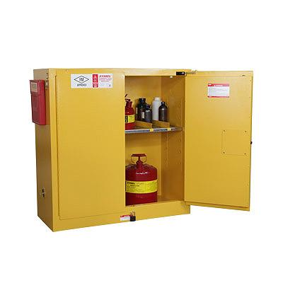 Tủ đựng hóa chất chống cháy 30 Gallon – 114 lít WA810301 SYSBEL