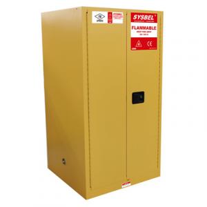 Tủ đựng hóa chất chống cháy 45 Gallon – 170 lít, cửa không tự đóng WA810450 SYSBEL