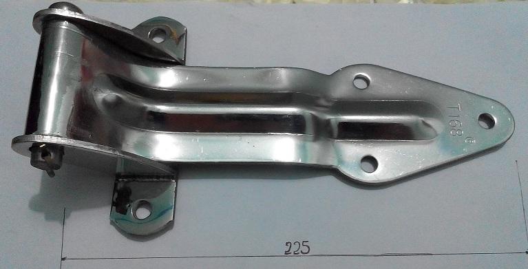Bản lề Inox cửa hậu xe thùng kín 225mm TGCN-27719 VietnamSteels