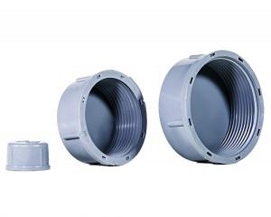 Bít nhựa PVC ren trong phi 27 TGCN-28631 SieuThanhPlastic