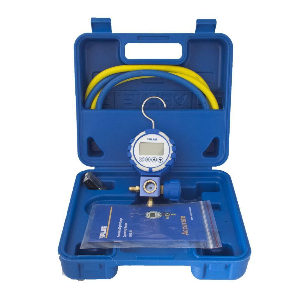 Bộ đồng hồ nạp gas lạnh VDG-S1 Value