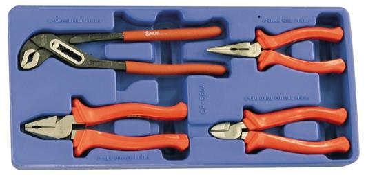 Bộ kìm đa năng 4 chiếc CP-5804 GeniusTools