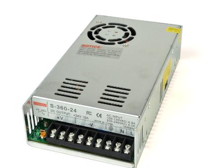 Bộ điều chỉnh chuyển mạch 24V PBA 600-F-24 ACCRETECH