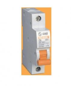 Cầu dao tự động  MCB 1P-20A-6KA SC68N/C1020 SINO