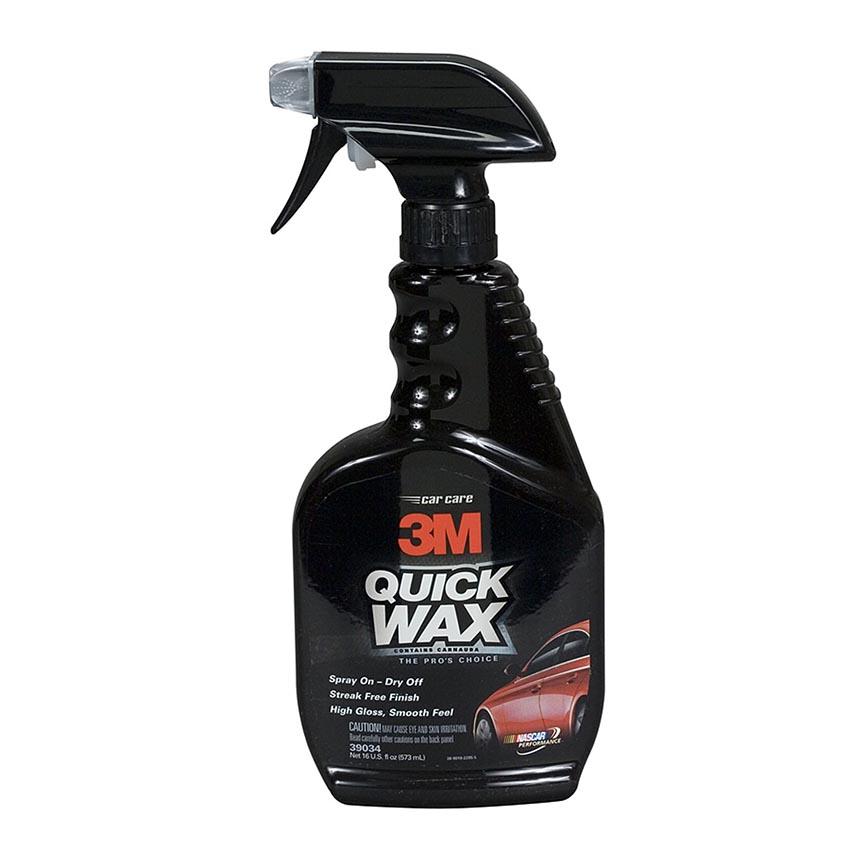 Chai xịt đánh bóng nhanh Quick Wax PN39034 3M