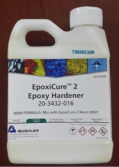 Chất đông rắn epoxy 20-3432-016 Buehler