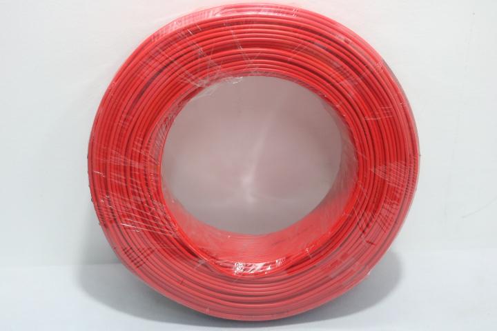 Dây điện mềm ruột đồng vỏ PVC 2 x 16T DAPHACO