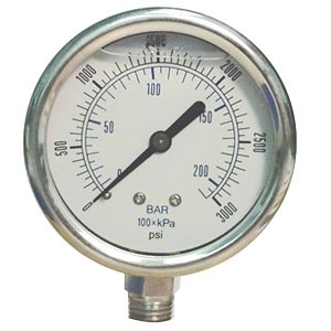 Đồng hồ đo áp suất  BDT18 BADOTHERM