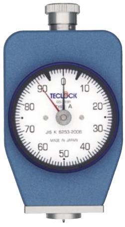 Đồng hồ đo độ cứng cao su GS-721N Teclock