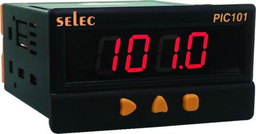 Đồng hồ hiển thị tốc độ PIC101A-T-230 SELEC