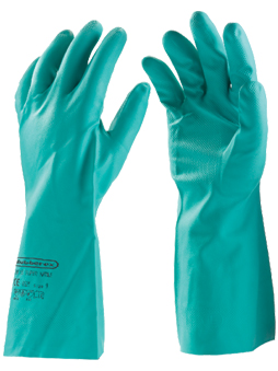 Găng tay chống hóa chất NPF18 VietNamRubbers