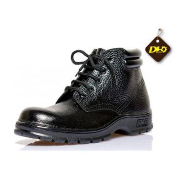 Giày bảo hộ lao động lao động cao cổ da sần TGCN-28124 DH-GROUP