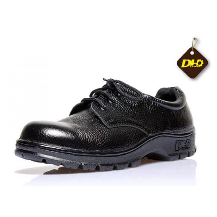 Giày bảo hộ lao động lao động thấp cổ da sần TGCN-28121 DH-GROUP