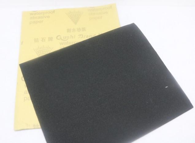 Nhám tờ độ mịn P120 No. 120 Gushi