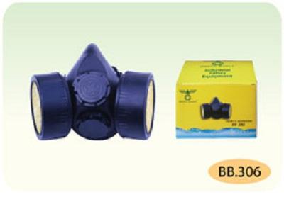Mặt nạ lọc độc 2 lọc BB.306 GreenEagle