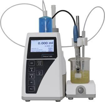 Máy chuẩn độ điện thế tự động Titroline 5000 SIAnalytics