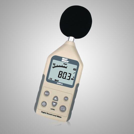 Máy đo độ ồn AR814 SmartSensor
