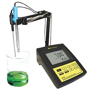 Máy đo pH/mV/nhiệt độ để bàn MI151 Milwaukee