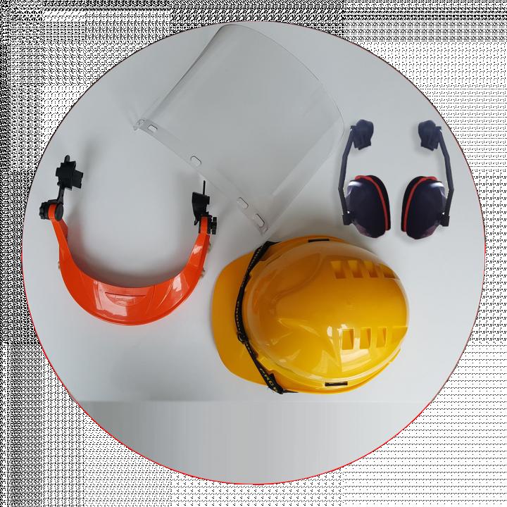 Mũ bảo hộ lao động BGVH/SI-2/PC03SE PROGUARD