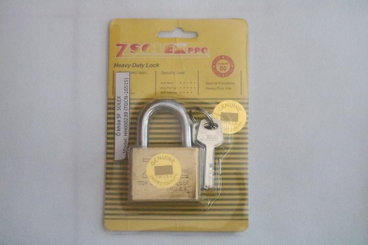Ổ khóa 5F HH000239 SOLEX