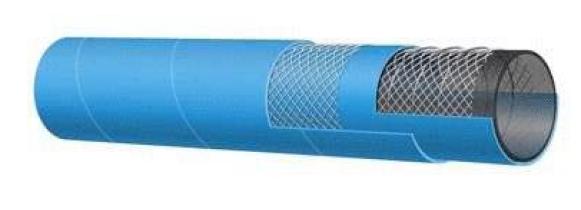 Ống chịu hóa chất loại 1 inch T509OE100 ALFAGOMMA