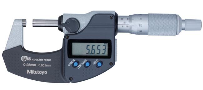 Panme đo ngoài điện tử 293-344-30 MITUTOYO