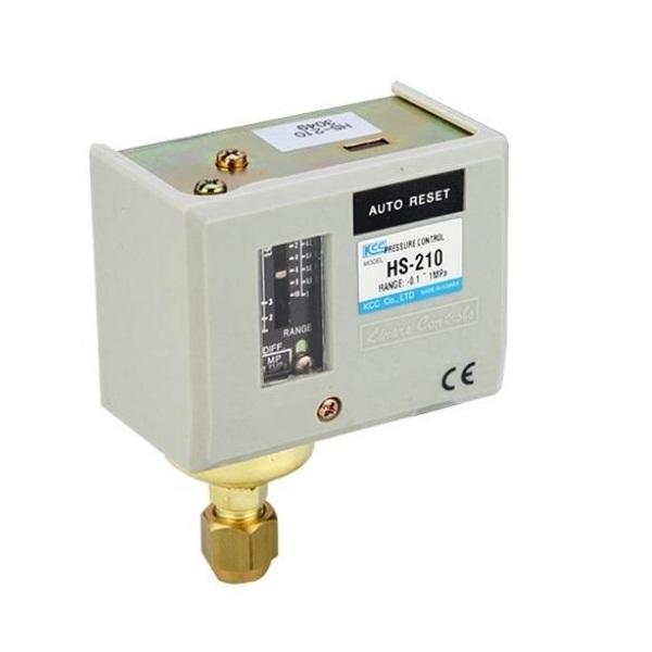 Relay áp suất đơn HS-210 AUTOSIGMA