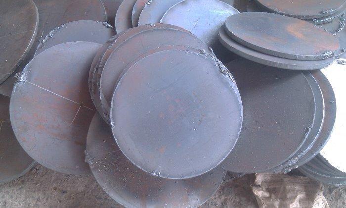 Sắt tấm tròn phi 114mm dày 6mm   TGCN-27629 VietnamSteels