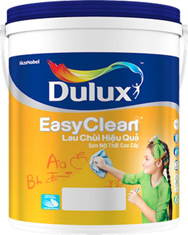 Sơn lau chùi hiệu quả A991 50BG76/068 (18 lít) DULUX