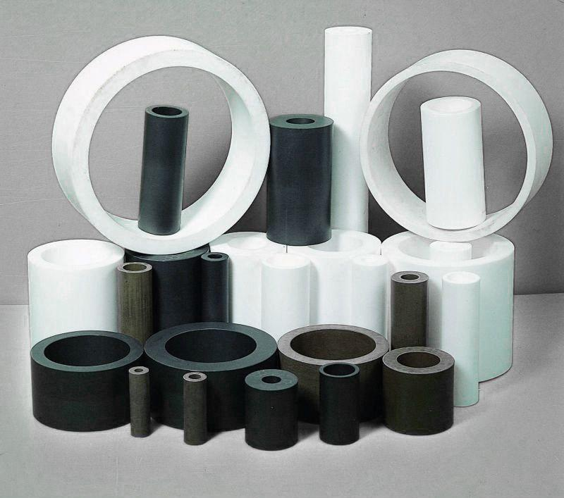 Thanh nhựa Teflon 23mm x 63mm x 970mm TGCN-27722 VietNamPlastics