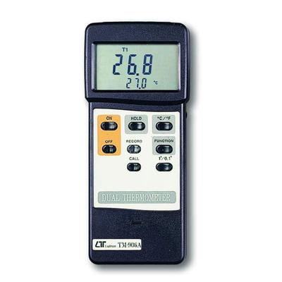 Thiết bị đo nhiệt độ cầm tay TM906A LUTRON