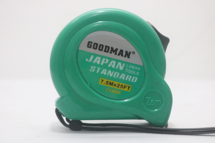 Thước cuộn 7.5m x 25mm 7.5M x 25FT Goodman