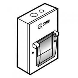 Tủ điện kim loại chứa 2 MCB  EM2PL SINO