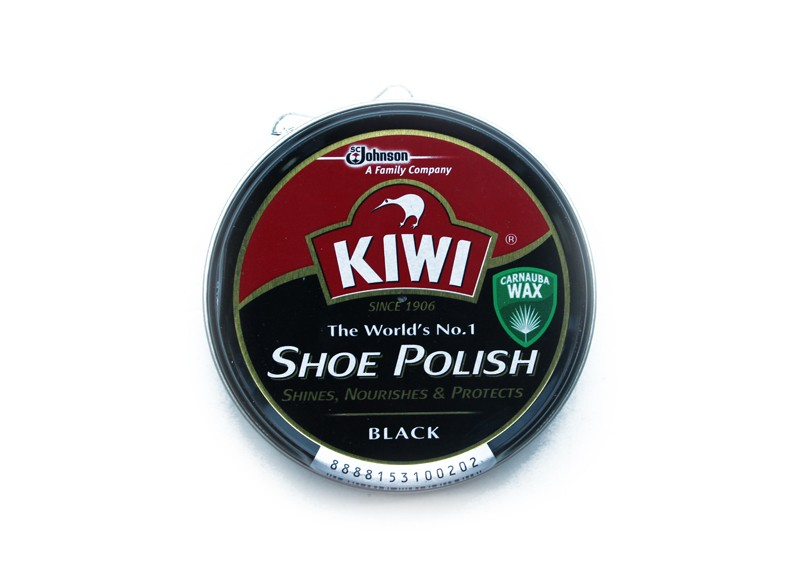 Xi đánh giầy màu đen thể tích 45ml TGCN-28798 Kiwi