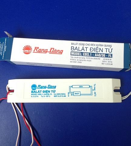 Ballast điện tử EBS.1-A40/36-FL RANGDONG
