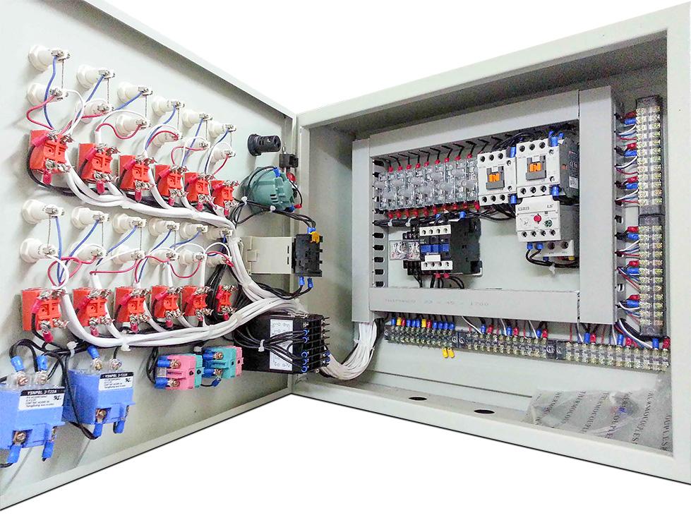 Bộ sấy tủ điện  SPACE HEATER,KSH-215 KACON