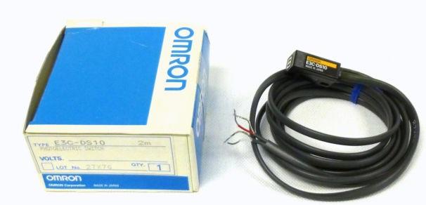 Cảm biến quang điện E3C-DS10 2M Omron
