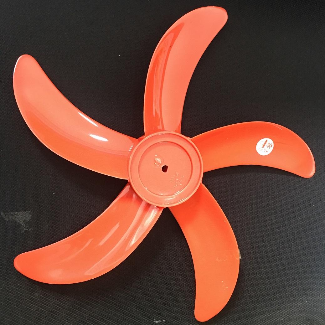 Cánh quạt sải B4 màu cam 5 cánh lá nhỏ TGCN-28761 VietNamPlastics