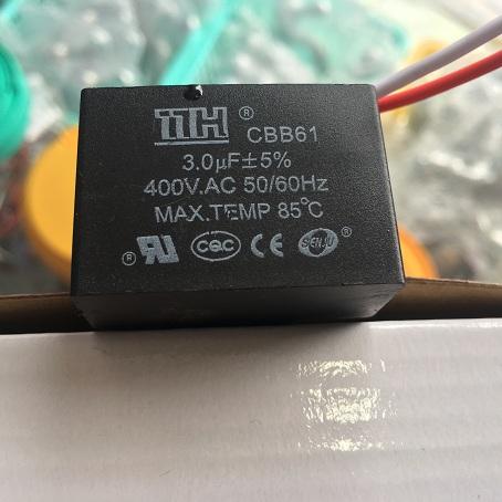 Capacitor K3 2.0 MF 400V TGCN-30366 VietnamElectricity
