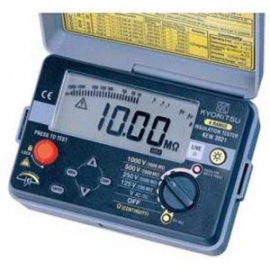Đồng hồ đo điện trở cách điện 3022 KYORITSU